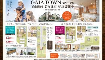 ガイアタウンシリーズ 玉串町西 若江北町